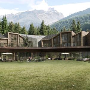 Luxury Resort Camp Zero AYAS Aosta