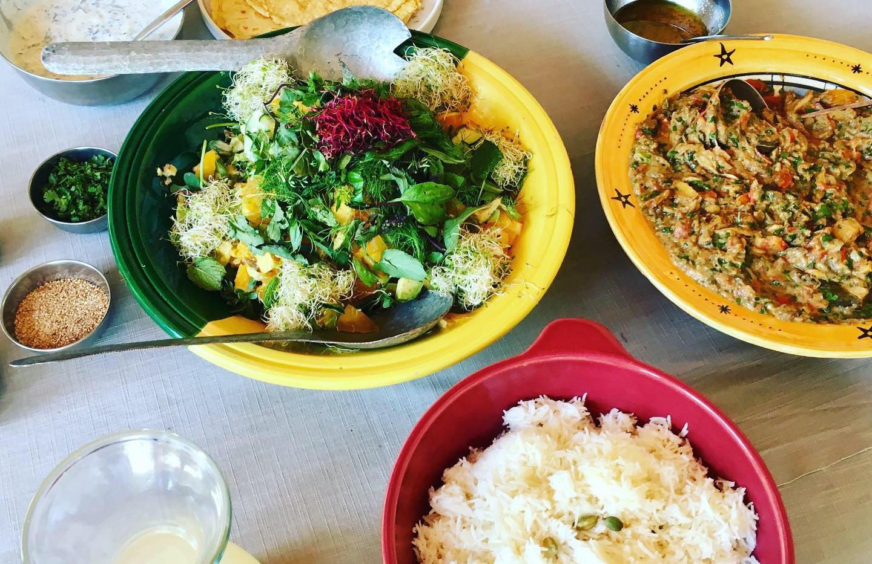 Cuisine végétarienne et gourmande