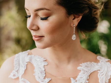 Beleza da noiva: a escolha do cabelo e maquiagem