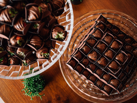 Como calcular a quantidade de doces de uma festa?