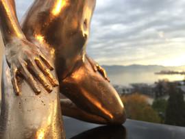 Bronze Figur