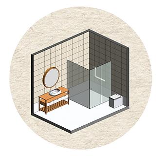 Baixe banheiros completos
