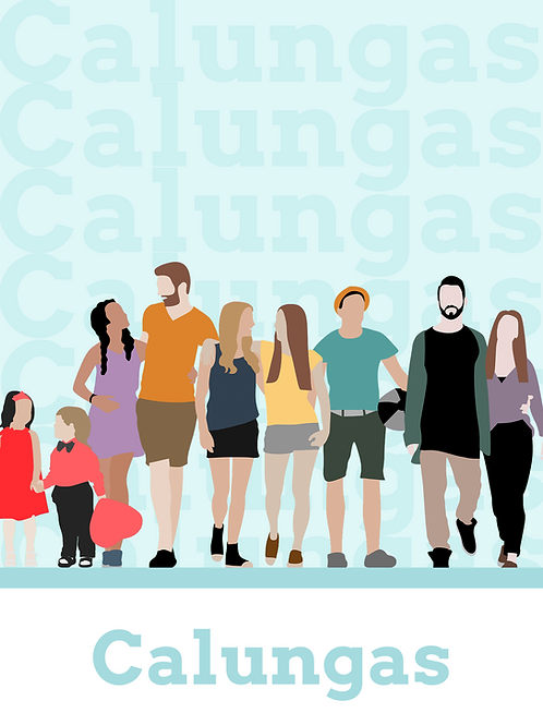 Pacote Completo: Calungas