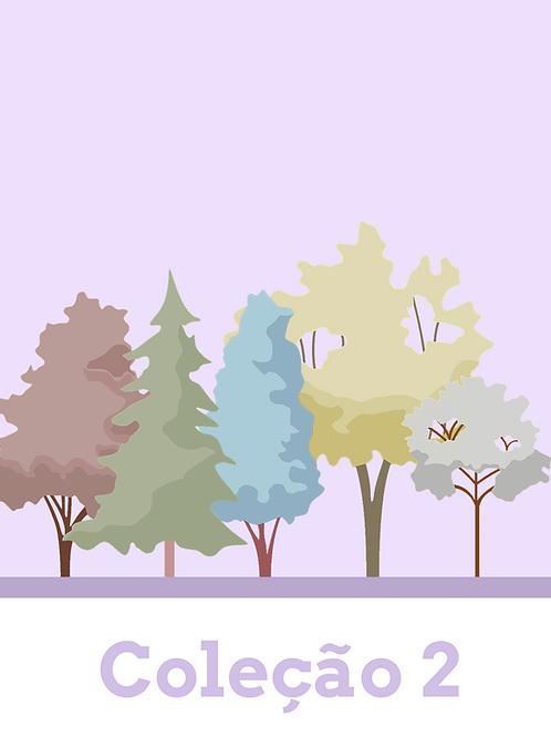 Coleção 02: Árvores
