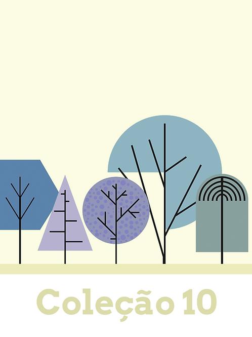 Coleção 10: Árvores