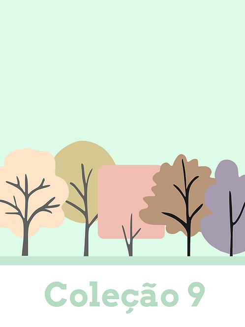 Coleção 09: Árvores