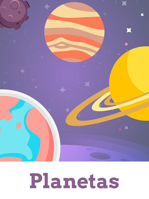 Coleção Planetas