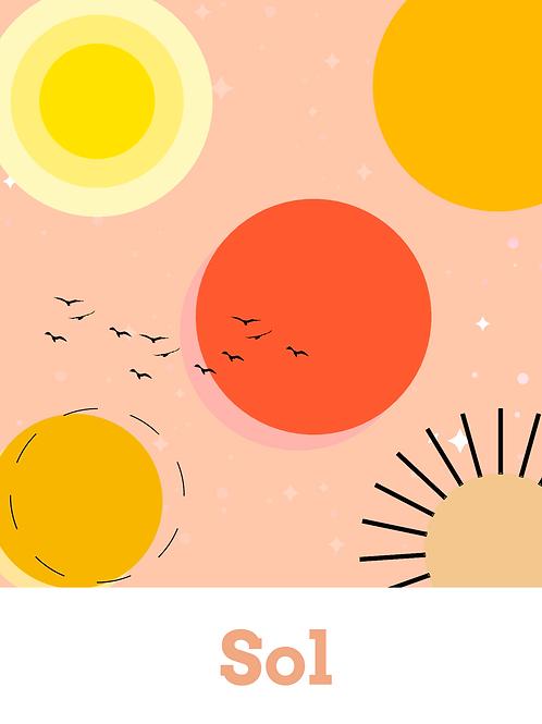Coleção Sol