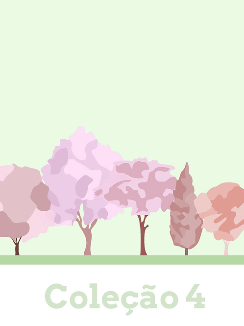 Coleção 04: Árvores