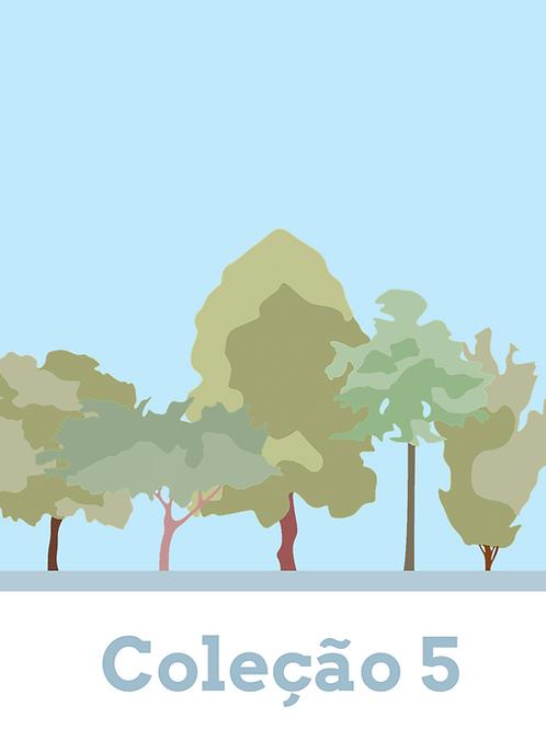 Coleção 05: Árvores