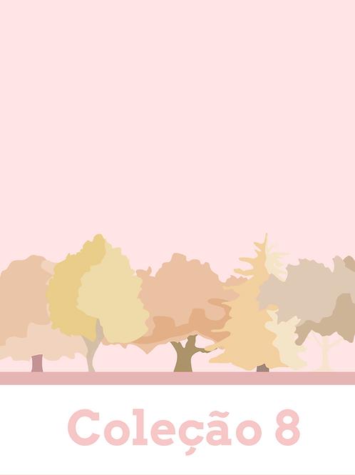 Coleção 08: Árvores