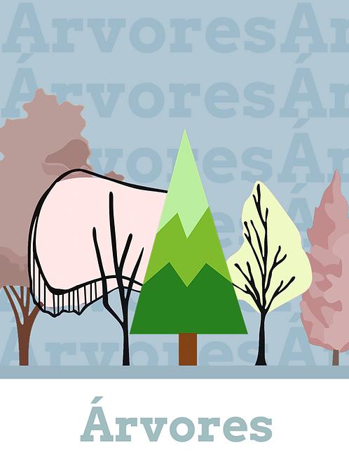 Pacote Completo: Árvores