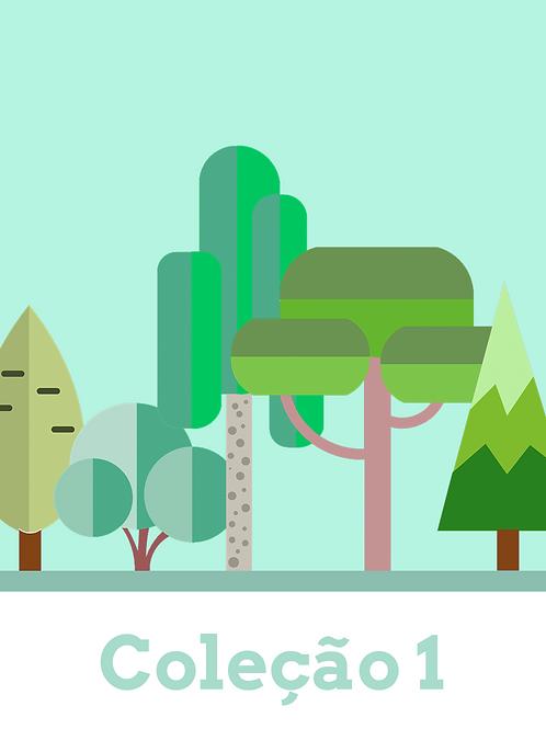 Coleção 01: Árvores