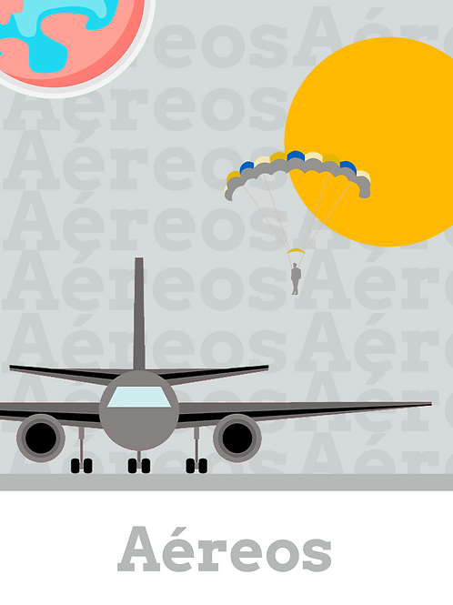 Pacote Completo: Aéreos