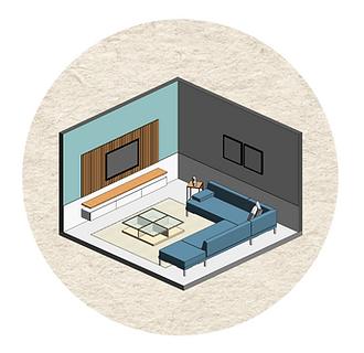 Baixe salas de estar completas