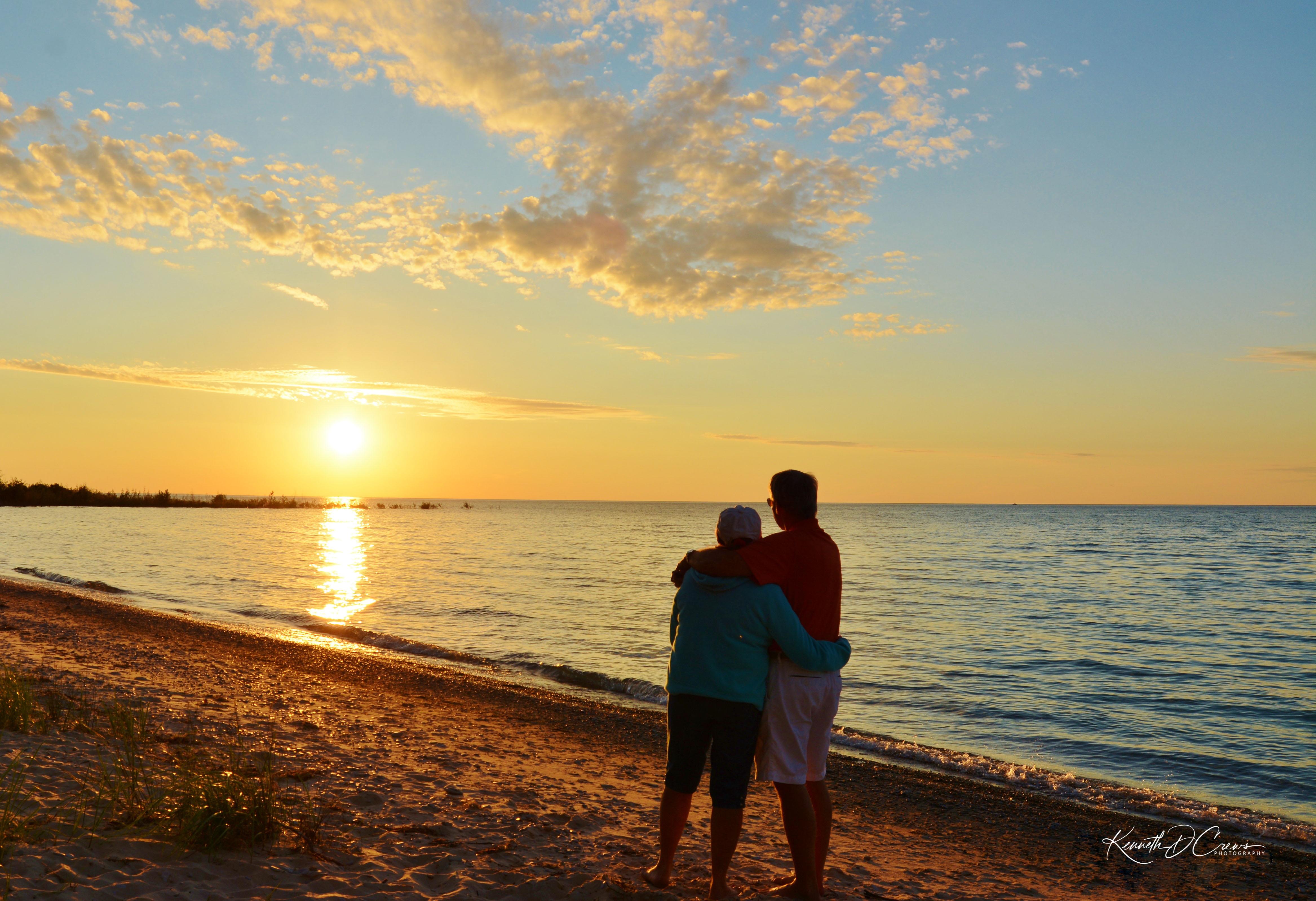 Michigan Beach 1