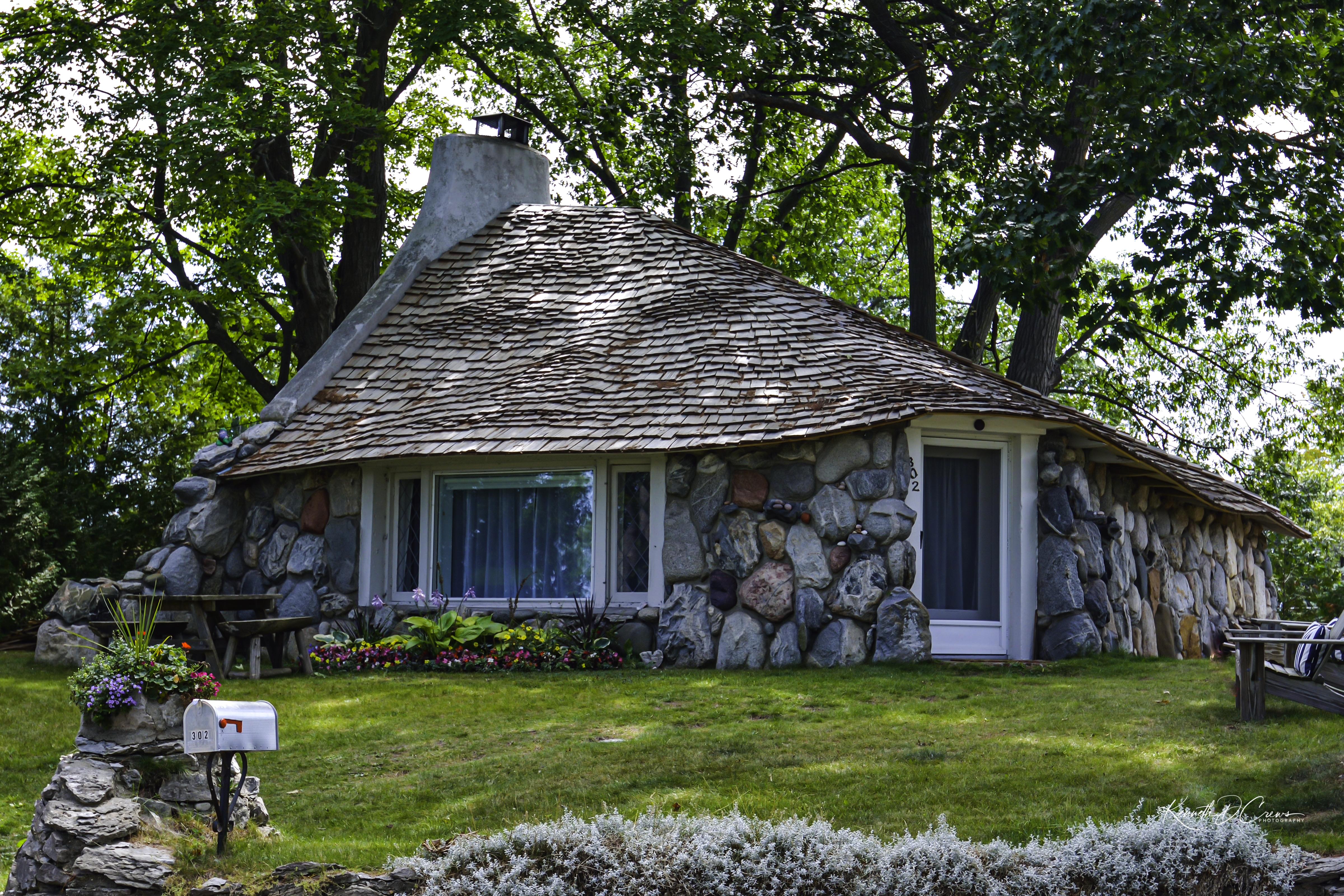 Mushroom House 5