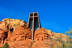 Religous Shrine Sedona Arizona