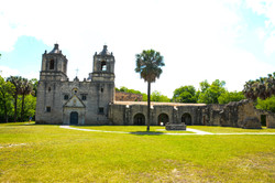 San Antonio Mission 1