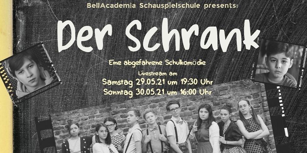 Der Schrank Livestream 29.05