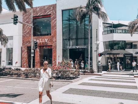 HELLO LOS ANGELES