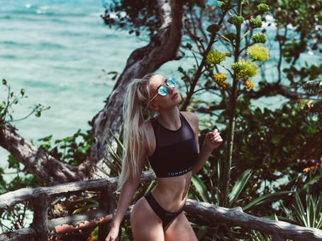 Tommy ♥ Beach