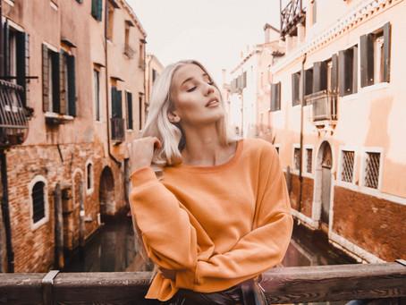 Venezia a City Of Love