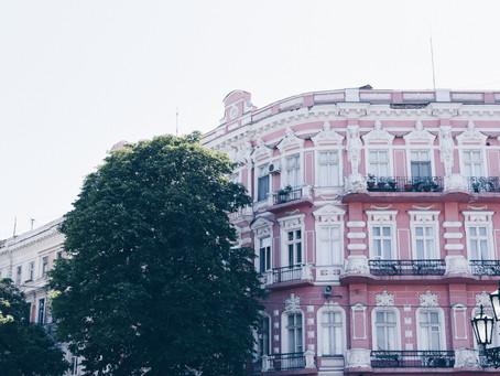 Odessa - Faktoja Ukrainasta