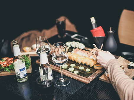 Best Sushi & Brunch in Tallinn