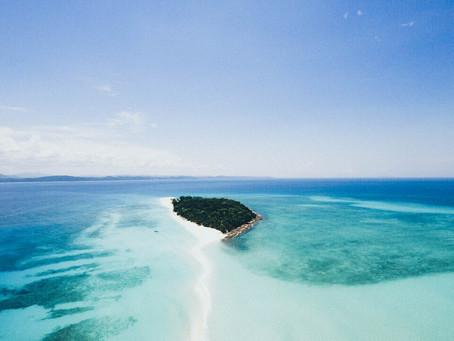 Nosy Iranja Paradise Beach