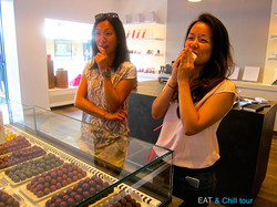 Chocolate, EAT & Chill, Food tour