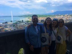 Panoramic view Genava