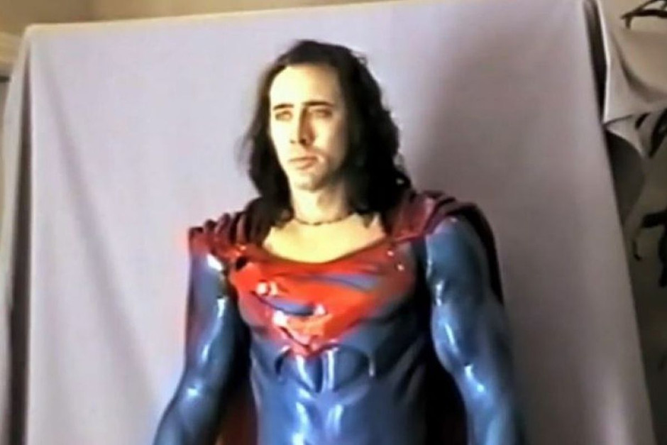 Summer of Cage: The Death of Superman Lives: What Happened