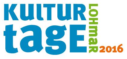 Logo Kulturtage 2016