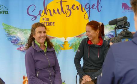 Karin Kattwinkel und Sandra Schneider