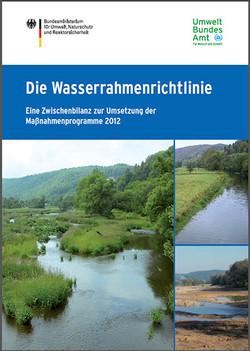 Wasserrahmenrichtline 2012