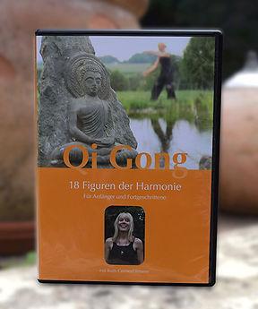 Qi Gong DVD                 Qi Gong – 18 Figuren der Harmonie auf der Übungs-DVD