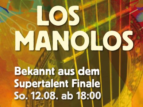 Los Manolos live im PRIMO'S