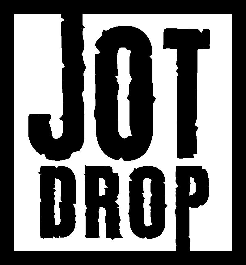 Jot Drop - Logo