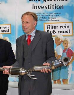 Jürgen Trittin bei Twin Tec