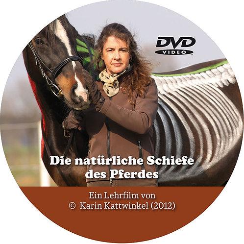 DVD - Die natürliche Schiefe des Pferdes
