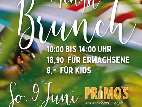 Pfingst-Brunch