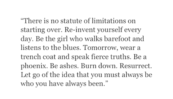 Inspirational Quote Phoenix from the Ashes