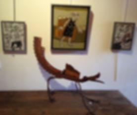 TARDIVO et LEBEAU à la galerie du château