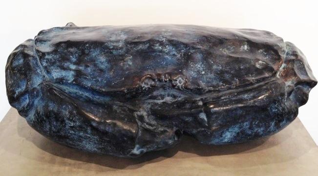 LAUBIGNAT - Le crabe - Bronze