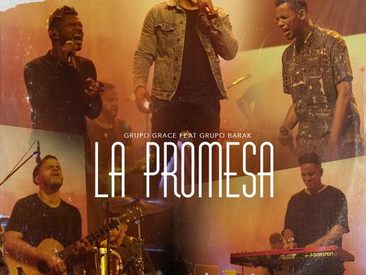 """La Promesa"" Grupo Grace Junto a Barak.-"
