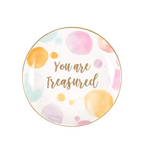 You Are Treasured Trinket Dish