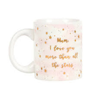 Mum I Love You More Than All The Stars Mug