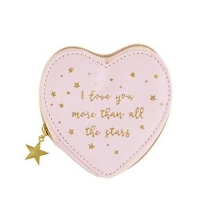 I Love You More Than All The Stars Coin Purse