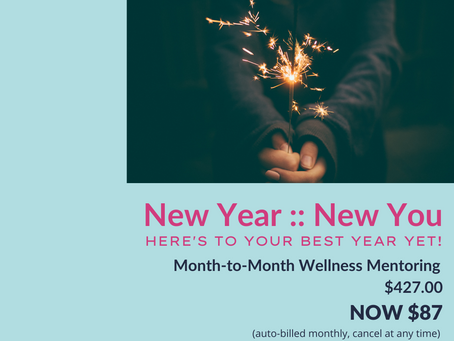 New Year :: New You
